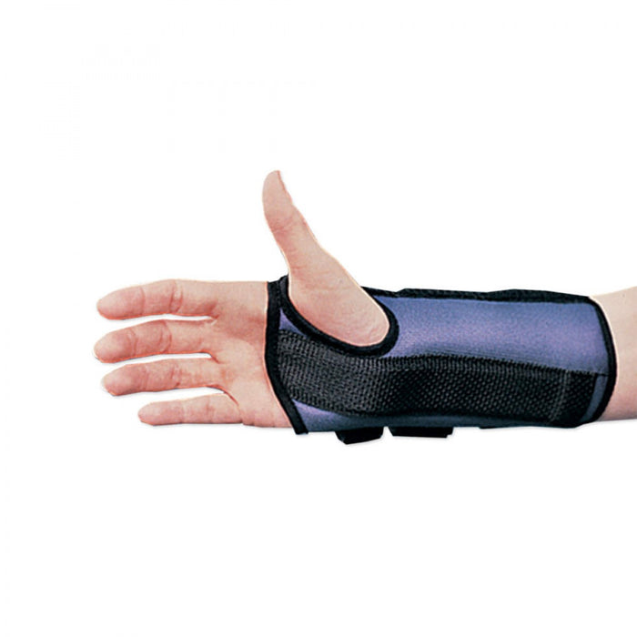 "Wrist Brace - Comfort Support Length: 8"" Side: Right Color: Black Size: Large 1 / Each"