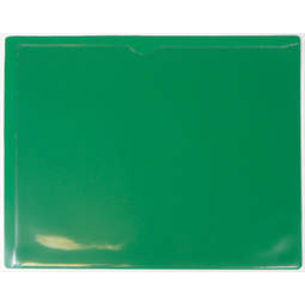 Material: Vinyl Color: Green 25/Pack