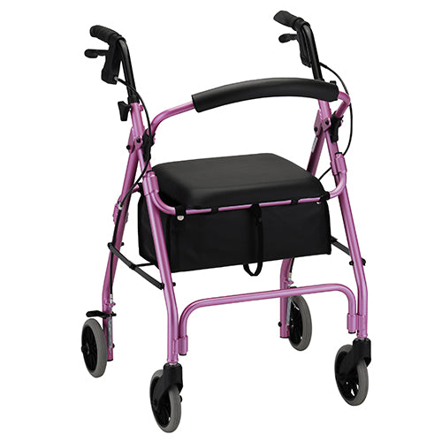 Classic Rolling Walker Pink