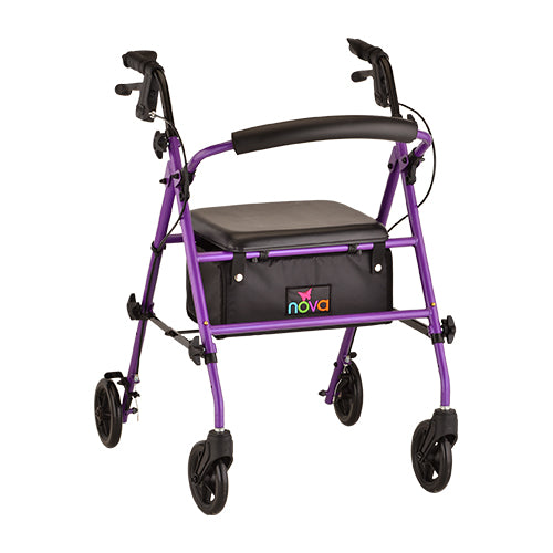 Journey Rolling Walker Purple