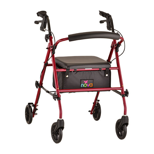 Journey Rolling Walker Red
