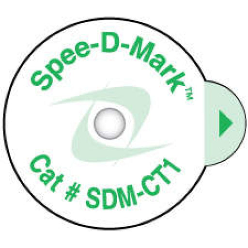 Spee-D-Mark Ct Skin Marker Radiopaque 2.3Mm - 50 Per Box