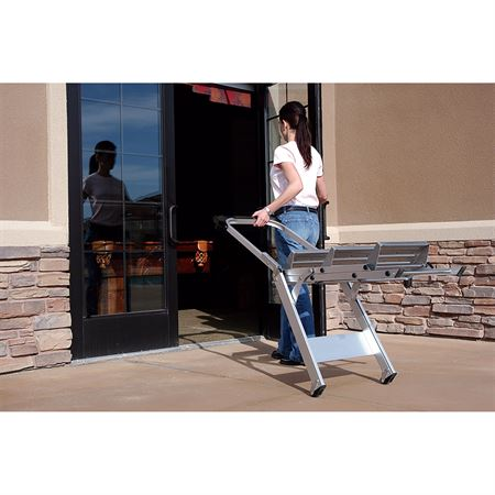 Safety Step Stepladder 2 Step