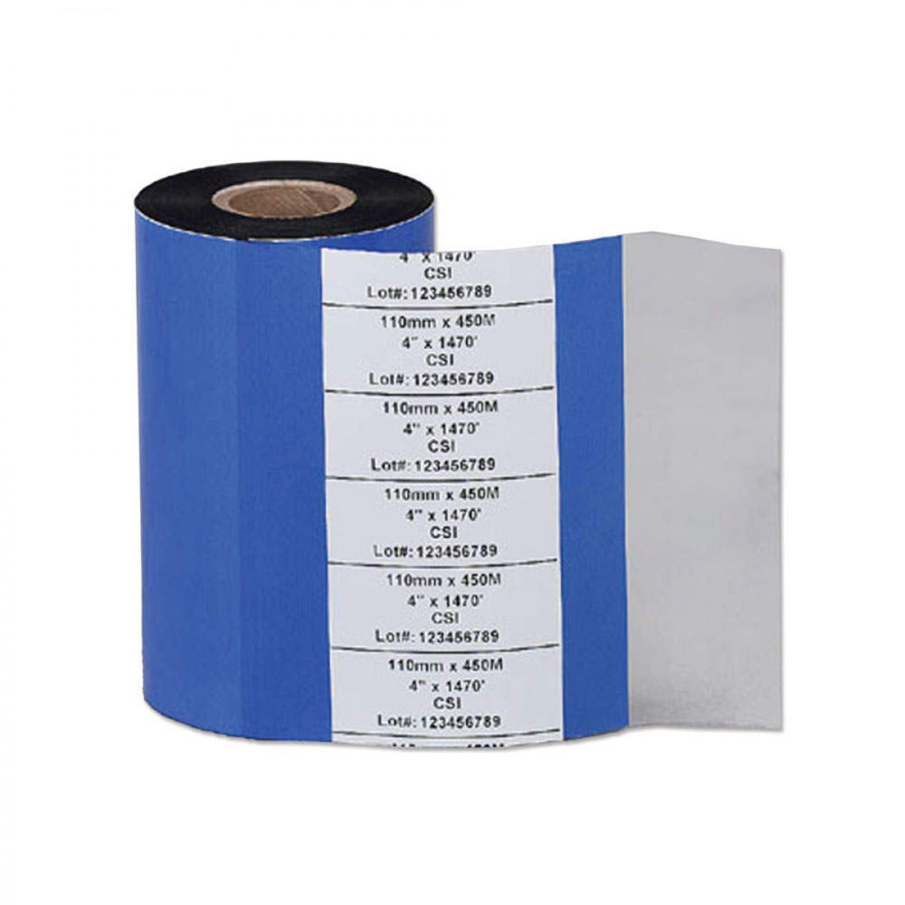 Ribbon For Datamax I, M, W Class And Prodigy-Max Printers Wax 2.52 X 1181 Black 6 Per Box