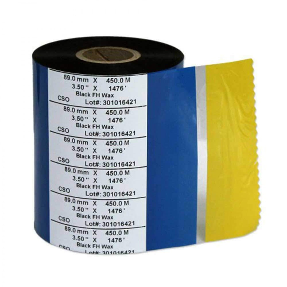 Ribbon For Datamax I, M, W Class And Prodigy-Max Printers Wax 4.33 X 1181 Black 6 Per Box