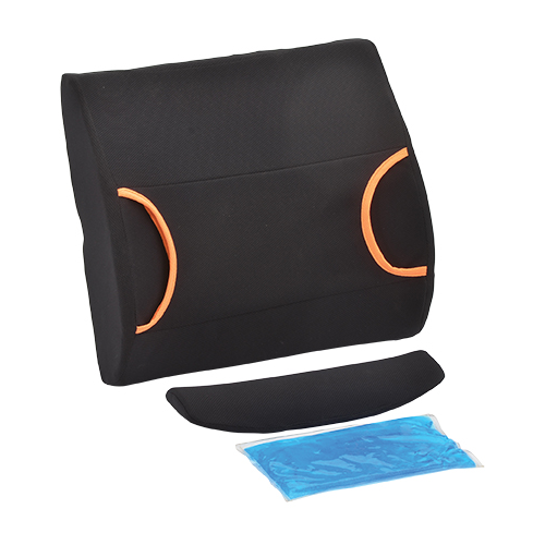 Back Cushion with Hot / Cold Pack