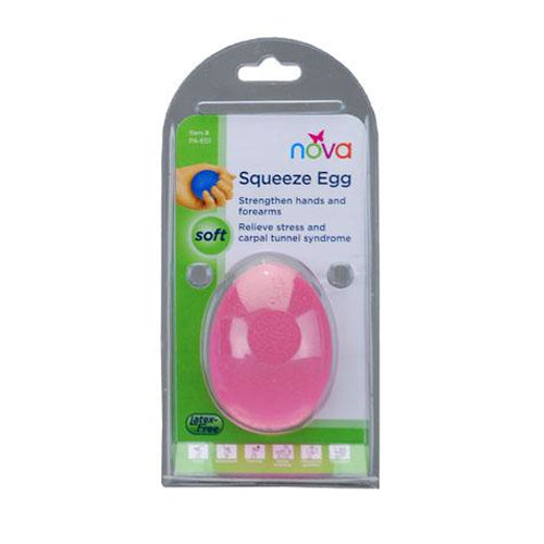 Exercise Squeeze Egg