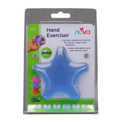 Exercise Squeeze Star