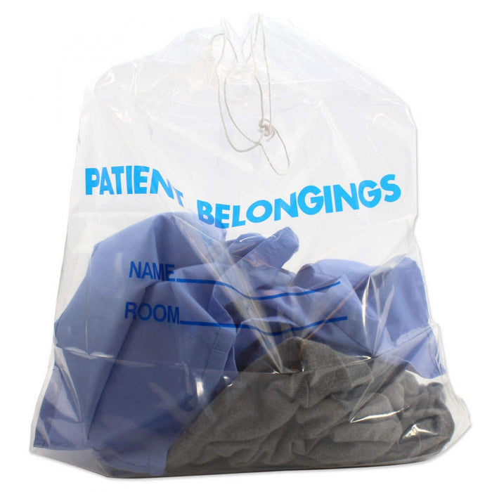 "Belongings Bag 20"" X 20"" X 4"" 250/Case"