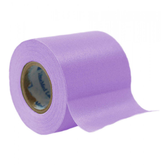 "Timetape Tape Removable 3"" Core 2"" X 2160"" Imprints Lavender 2160 Inches Per Roll"