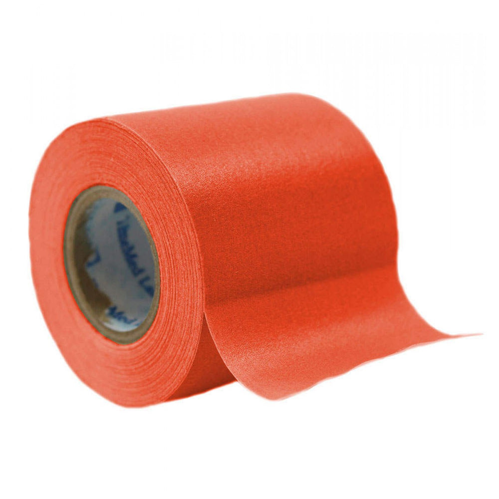 "Timetape Tape Removable 3"" Core 2"" X 2160"" Imprints Red 2160 Inches Per Roll"