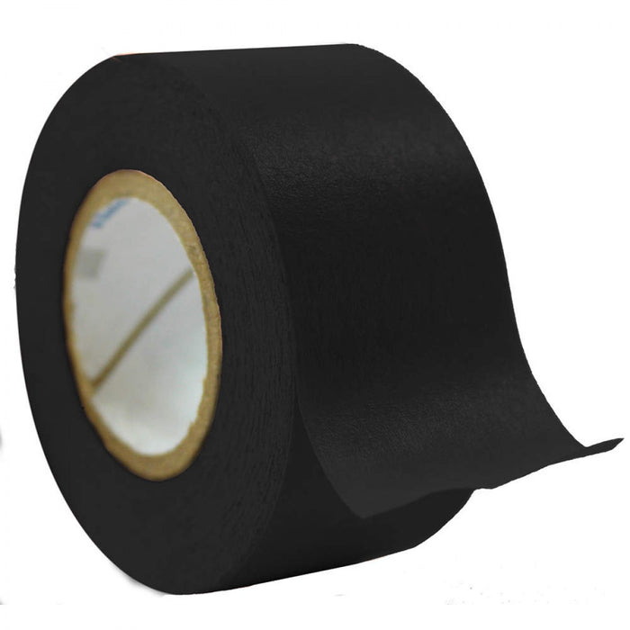 "Timetape Tape Removable 1"" Core 1 X 500"" Imprints Black 500 Inches Per Roll"