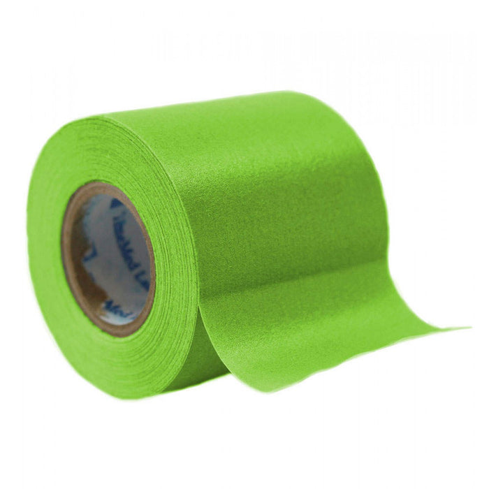 "Timetape Tape Removable 1"" Core 2"" X 500"" Imprints Green 500 Inches Per Roll"