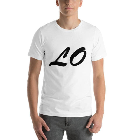 Lo+Ve - Lo Part Unisex T-Shirt - White / Xs