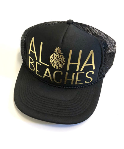 Aloha Beaches Black