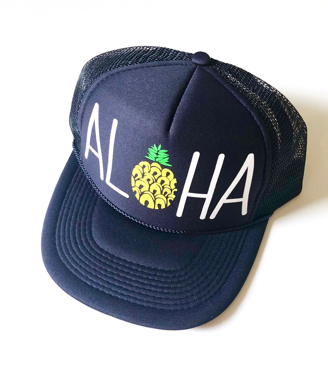 Aloha Screen Navy