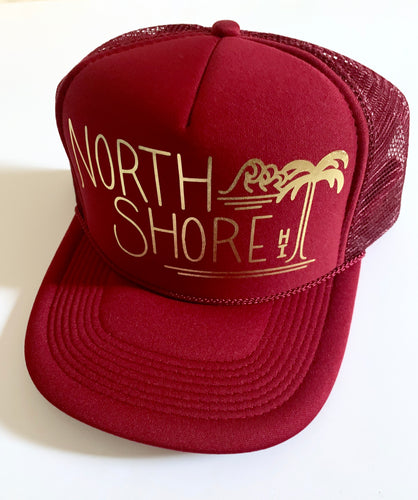 North Shore Burgundy