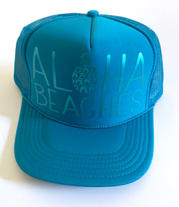Aloha Beaches Mermaid Blue
