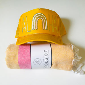 Towel Bundle Gold