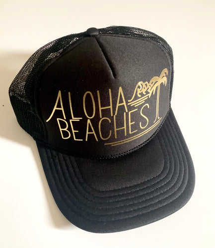 Aloha Beaches NS Black