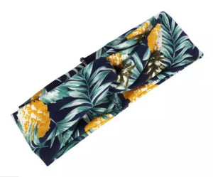 Vintage Pineapple Headband Slim