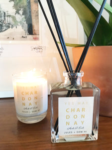 Happy Hour Diffuser Chardonnay