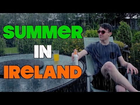 Summer in Ireland | Irish Sunglasses Crann