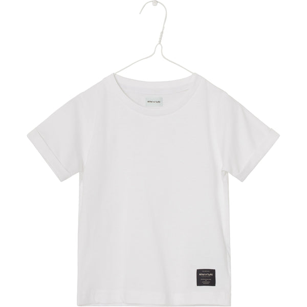 Charley T-shirt - White