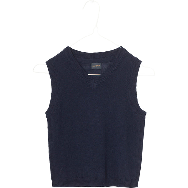 Robbi Vest - Sky Captain Blue