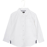 Lucas Shirt - White