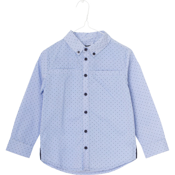 James Shirt - Sky Captain Blue