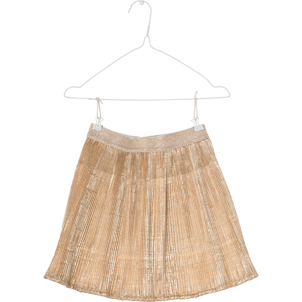 Chasmin Skirt - Gold