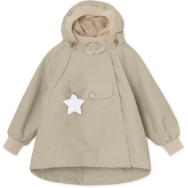Wai Fleece Spring Jacket - Doeskind Sand