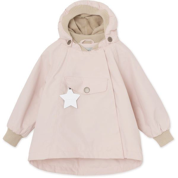 Wai Fleece Spring Jacket - Strawberry Creme