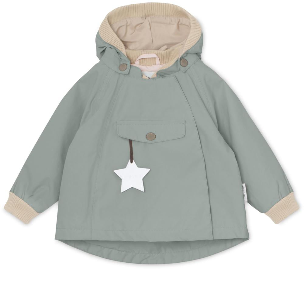 Wai Spring Jacket - Chinois Green
