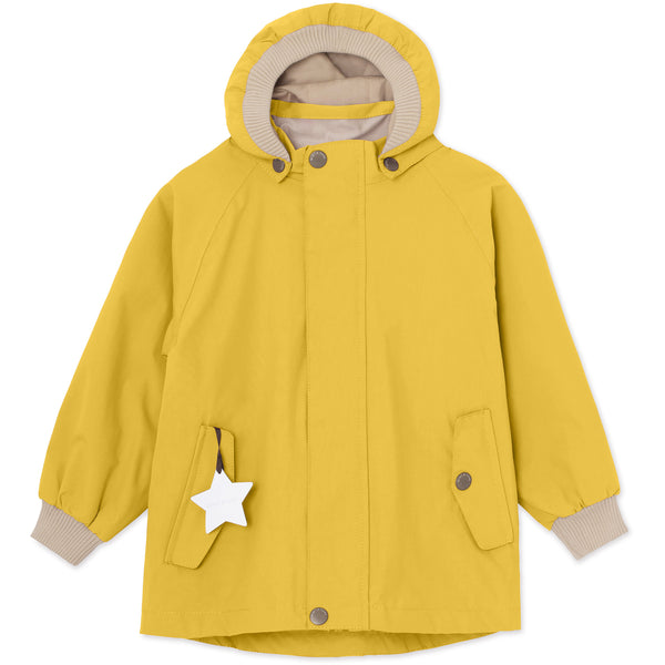 Wally Spring Jacket - Bamboo Yellow