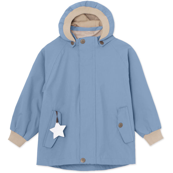 Wally Spring Jacket  - Blue Heaven