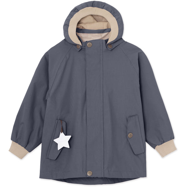 Wally Spring Jacket - Ombre Blue