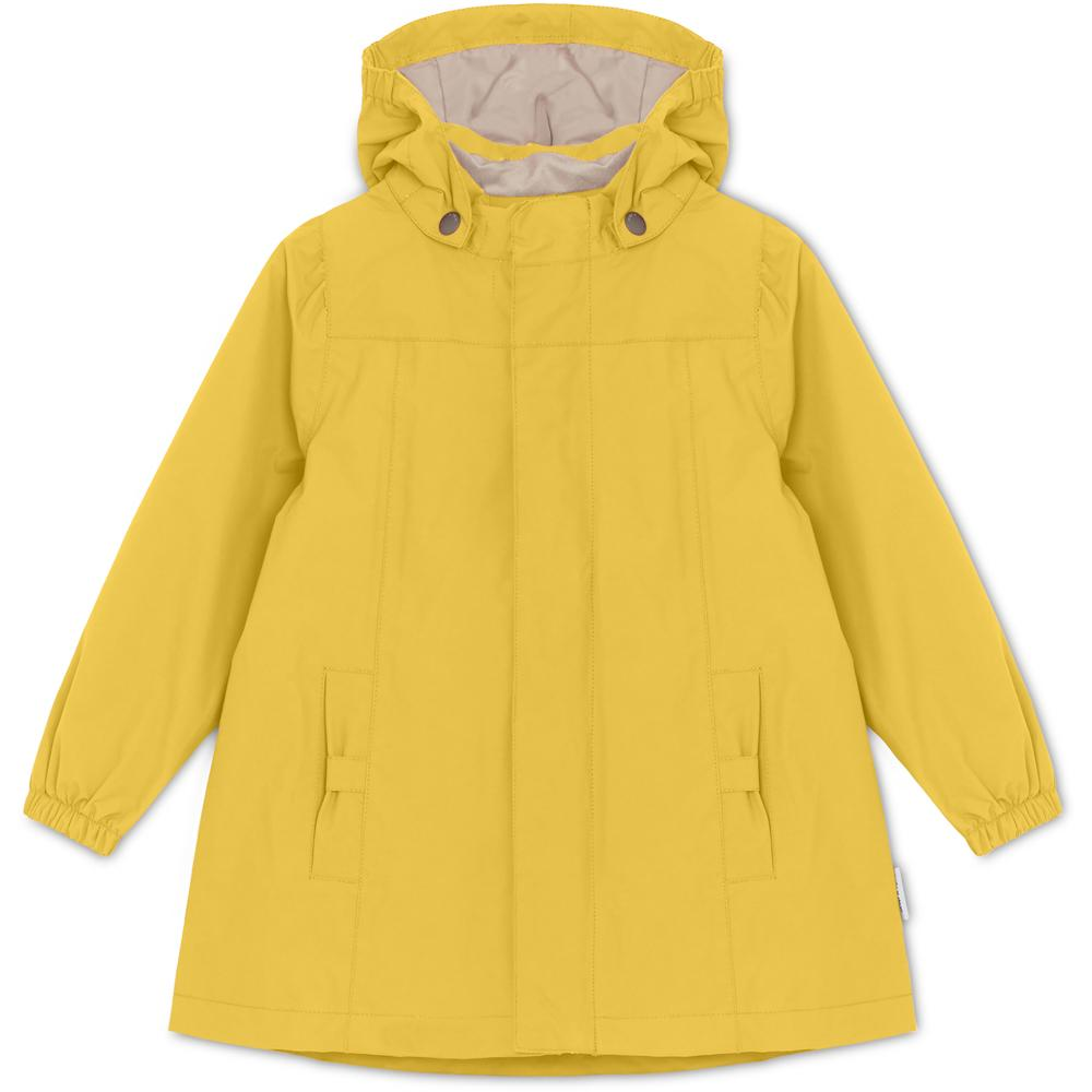 Wilja Spring Jacket - Bamboo Yellow