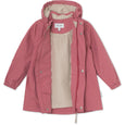 Wilja Spring Jacket - Baroque Rose