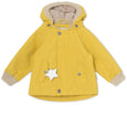Wally Fleece Spring Jacket - Bamboo Yellow