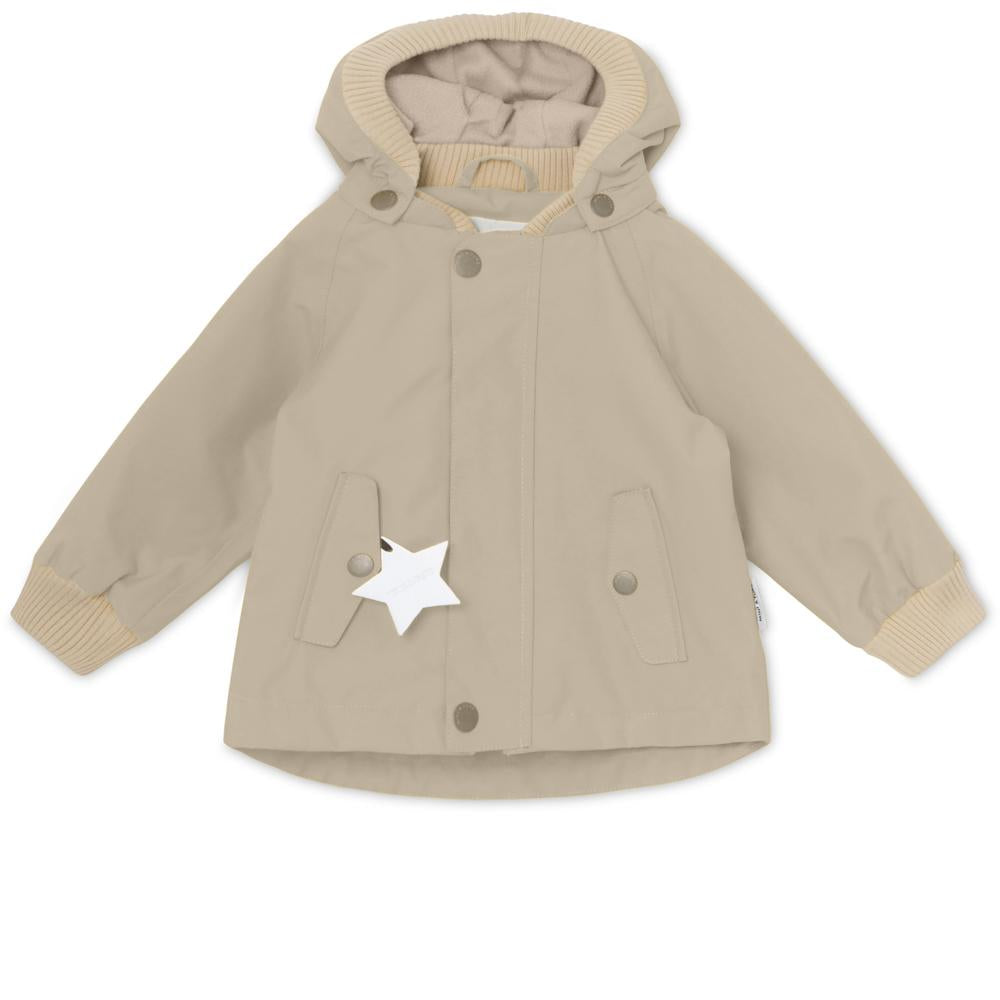 Wally Fleece Spring Jacket - Doeskind Sand
