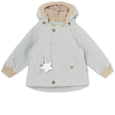 Wally Fleece Spring Jacket - Puritan Grey
