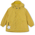 Anitha Spring Jacket - Bamboo Yellow
