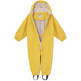 Arno Softshell Suit - Bamboo Yellow