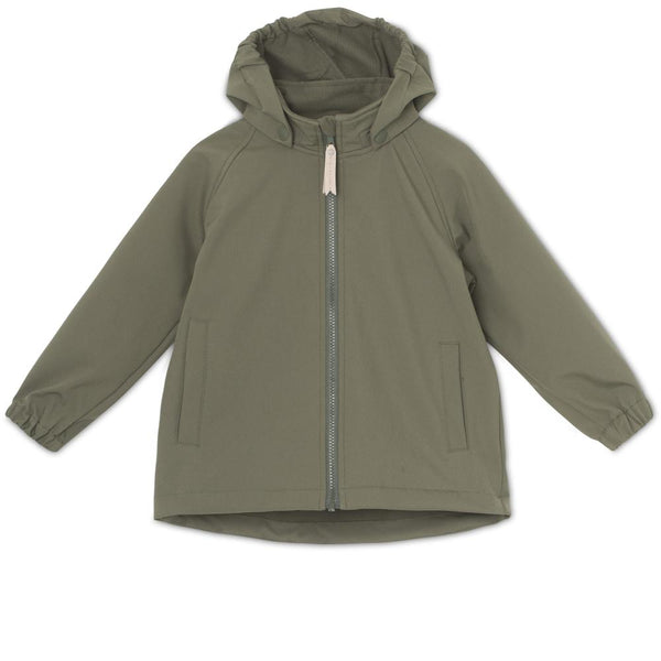 Aden Softshell Jacket - Beetle