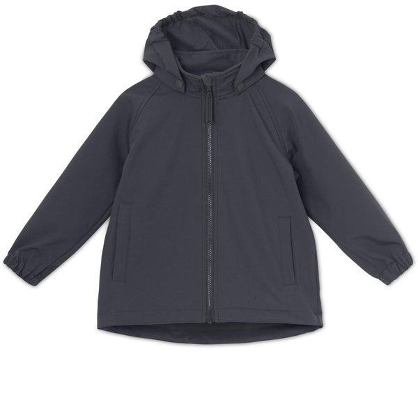 Aden Softshell Jacket - Blue Nights