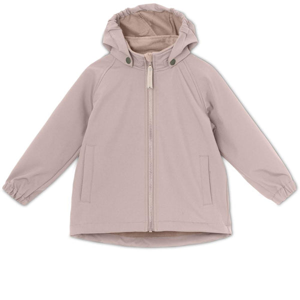 Aden Softshell Jacket - Muted Lilac