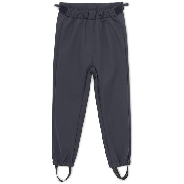 Aian Softshell Pants - Blue nights