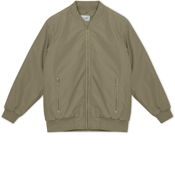 Július Spring Jacket - Burnt Olive